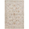 This item: Claire Ivory and Multicolor 3 Ft. 7 In. x 5 Ft. 1 In. Power Loomed Rug