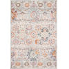 This item: Clara Multicolor 29 x 156-Inch Power Loomed Rug