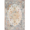 This item: Clara Mist and Multicolor 29 x 156-Inch Power Loomed Rug