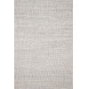 This item: Cole Gray and Bone 2 Ft. 1 In. x 3 Ft. 4 In. Power Loomed Rug
