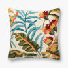 This item: Multicolor Polypropylene and Polyester 22 In. x 22 In. Throw Pillow Cover with Down