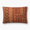 This item: Rust 16 In. x 26 In. Throw Pillow Cover with Down