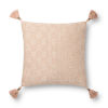 This item: Champagne 18 x 18-Inch Machine Made Pillow