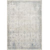 This item: Gemma Sky and Ivory 5 Ft. x 7 Ft. 3 In. Power Loomed Rug