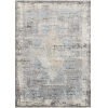 This item: Gemma Charcoal and Multicolor 2 Ft. 8 In. x 7 Ft. 9 In. Power Loomed Rug
