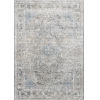 This item: Gemma Silver and Blue 2 Ft. 8 In. x 10 Ft. Power Loomed Rug