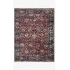 This item: Giada Grape and Multicolor Rectangle: 6 Ft. 3 In. x 9 Ft. Rug