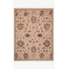 This item: Giada Blush and Multicolor Rectangle: 5 Ft. x 7 Ft. 10 In. Rug