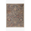 This item: Giada Silver and Multicolor Rectangle: 5 Ft. x 7 Ft. 10 In. Rug