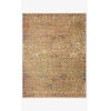This item: Giada Gold and Multicolor Round: 5 Ft. x 5 Ft.  Rug