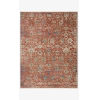 This item: Giada Terracotta and Multicolor Rectangle: 5 Ft. x 7 Ft. 10 In. Rug