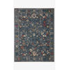 This item: Giada Denim and Multicolor Rectangle: 5 Ft. x 7 Ft. 10 In. Rug