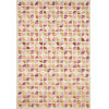 This item: Justina Blakeney Ivory and Sunset 30 x 90-Inch Hooked Rug