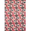 This item: Justina Blakeney Berry and Charcoal 30 x 90-Inch Hooked Rug