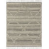 This item: Iman Ivory Charcoal Rectangular: 5 Ft. 6 In. x 8 Ft. 6 In. Rug