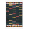 This item: Justina Blakeney Jamila Teal and Sunset Rectangle: 7 Ft. 9 In. x 9 Ft. 9 In. Rug