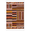 This item: Justina Blakeney Jamila Spice and Bordeaux Rectangle: 8 Ft. 6 In. x 12 Ft. Rug
