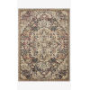 This item: Jasmine Ocean and Multicolor Rectangle: 5 Ft. 3 In. x 7 Ft. 8 In. Rug