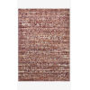 This item: Jasmine Sky and Bordeaux Rectangle: 7 Ft. 10 In. x 10 Ft. 10 In. Rug