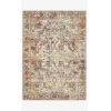 This item: Jasmine Ivory and Multicolor Rectangle: 2 Ft. 7 In. x 4 Ft. Rug