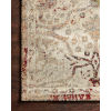 This item: Jasmine Silver and Multicolor 18 In. x 18 In. Rug - Sample Swatch Only