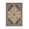 This item: Jasmine Dove and Denim Rectangle: 5 Ft. 3 In. x 7 Ft. 8 In. Rug