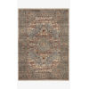 This item: Jasmine Slate and Brick Rectangle: 5 Ft. 3 In. x 7 Ft. 8 In. Rug