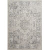 This item: Joaquin Dove and Gray 5 Ft. 3 In. x 7 Ft. 8 In. Power Loomed Rug