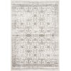 This item: Joaquin Ivory and Gray 2 Ft. 7 In. x 10 Ft. Power Loomed Rug