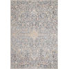 This item: Lucia Charcoal and Multicolor 80 x 104-Inch Power Loomed Rug