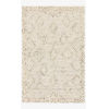 This item: Justina Blakeney Leela Ivory and Lagoon Rectangle: 2 Ft. 6 In. x 7 Ft. 6 In. Rug