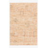 This item: Justina Blakeney Leela Terracotta and Natural Rectangle: 2 Ft. 6 In. x 12 Ft. Rug