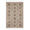 This item: Leigh Ivory and Taupe Rectangle: 5 Ft. 3 In. x 7 Ft. 6 In. Rug