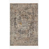 This item: Leigh Charcoal and Taupe Rectangle: 6 Ft. 7 In. x 9 Ft. 6 In. Rug