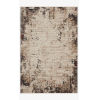 This item: Leigh Ivory and Charcoal Rectangle: 6 Ft. 7 In. x 9 Ft. 6 In. Rug