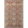 This item: Loren Spice and Multicolor 5 Ft. x 7 Ft. 6 In. Power Loomed Rug