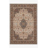 This item: Lourdes Natural and Ocean Rectangle: 5 Ft. 3 In. x 7 Ft. 9 In. Rug