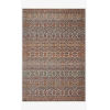 This item: Lourdes Stone and Multicolor Rectangle: 5 Ft. 3 In. x 7 Ft. 9 In. Rug