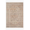 This item: Lourdes Ivory and Spice Rectangle: 2 Ft. 3 In. x 3 Ft. 10 In. Rug