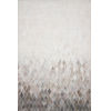 This item: Maddox Sand and Taupe 60 x 90-Inch Power Loomed Rug