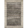 This item: Mika Charcoal and Ivory 63 x 92-Inch Power Loomed Rug