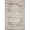 This item: Mika Stone and Ivory 94 x 134-Inch Power Loomed Rug