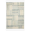 This item: Milo Aqua and Denim 18 In. x 18 In. Rug - Sample Swatch Only