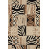 This item: Nala Tobacco Natural Rectangular: 2 Ft. 3 In. x 3 Ft. 9 In. Rug