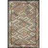 This item: Nala Ivory Multicolor Rectangular: 7 Ft. 9 In. x 9 Ft. 9 In. Rug
