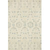 This item: Norabel Ivory Gray Rectangular: 5 Ft. x 7 Ft. 6 In. Rug