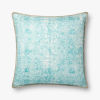 This item: Teal 22 In. x 22 In. Throw Pillow Cover