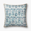 This item: Blue Polyester 22 In. x 22 In. Throw Pillow Cover