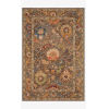 This item: Padma Charcoal and Multicolor Runner: 2 Ft. 6 In. x 9 Ft. 9 In.