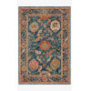 This item: Padma Marine and Multicolor Runner: 2 Ft. 6 In. x 7 Ft. 6 In.